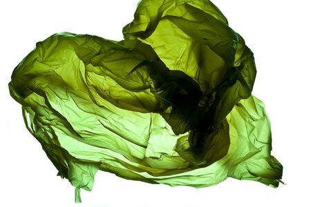Naomi White, 'Green, Plastic Currents', 2012