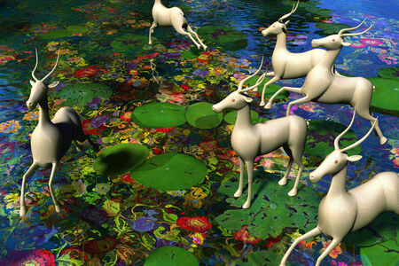 Chang Kyum Kim, 'Garden-Journey#3', 2012