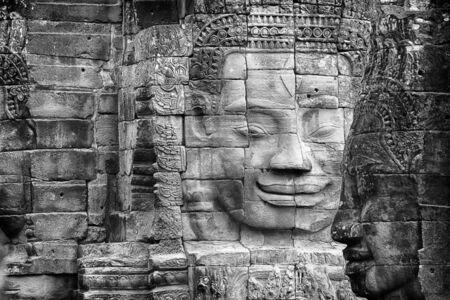 William Frej, 'Bayon, Cambodia', 2016