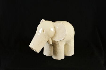 Jeffry Mitchell, 'Elephant', 2019