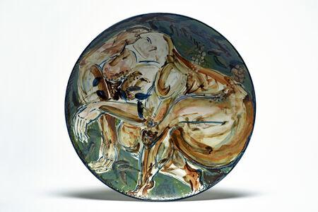 Zoë Paul, 'Untitled (Round dish, Diane Service)', 2019