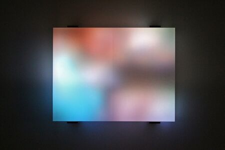 Jim Campbell, 'Blur Two', 2014