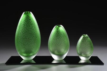 Adam Waimon, 'Emerald Egg Trio ', 2019