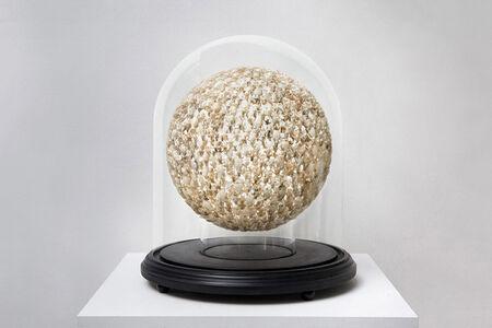 Alastair Mackie, 'Untitled (Sphere) comprised of Mouse Skulls', 2009