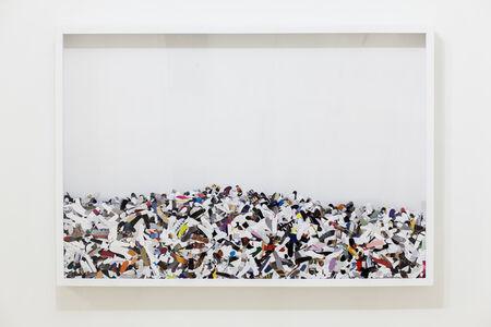 José Damasceno, 'Deambulazione e divagazione', 2015