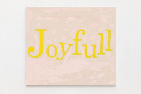 Camila Oliveira Fairclough, 'Joyful / Yellow', 2019