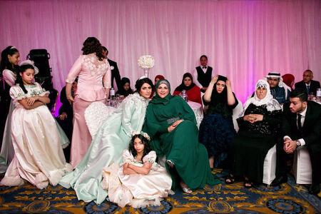 Tasneem Alsultan, 'Wedding Party', 2015