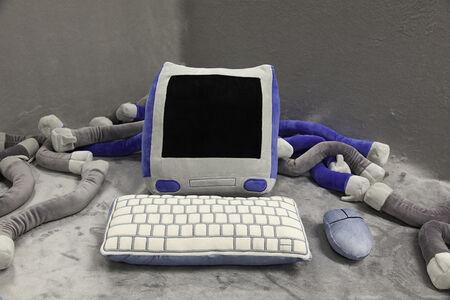 Faith Holland, ''Soft Computing' Plushie Set', 2020