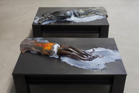 Anne Wenzel, 'Nightfall (Tainted devotion/ Altgold)', 2017