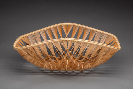 Yamaguchi Ryuun, 'Bamboo Vessel', 2017