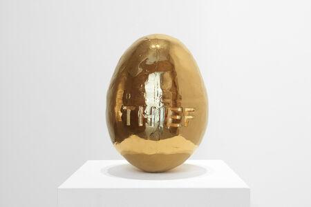 Sean Shim-Boyle, 'Golden Egg', 2018