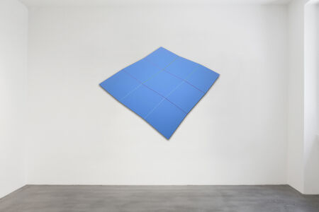 Hans Jörg Glattfelder, 'Grand ondoyant bleu 1223', 2012