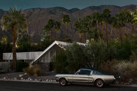Tom Blachford, 'Vista Las Mustang I', 2020
