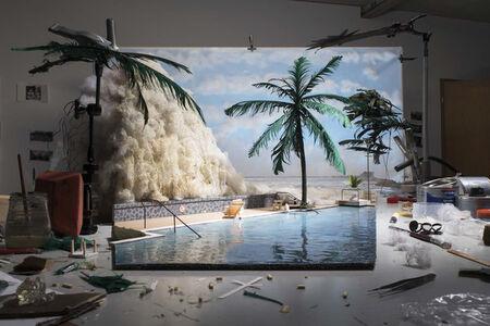 Cortis & Sonderegger, 'Making of 'Tsunami' (by Unknown tourist, 2014)', 2015