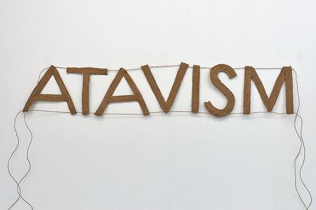 Agnieszka Kalinowska, 'Atavism', 2019