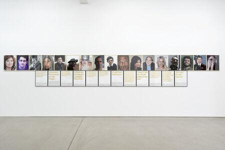 Sven Johne, 'Anomalien des frühen 21sten Jahrhunderts / Einige Fallbeispiele, Selektion Bronner/Hildebrand', 2015-2016