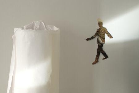 Raúl Hevia, 'Nunca volverás a casa', 2010