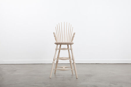 Norman Kelley, 'Continuous-Bow High Chair', 2013