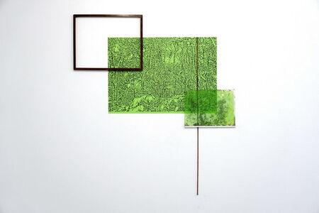 Cynthia Kampelmacher, 'Reinscripción de un paisaje', 2017