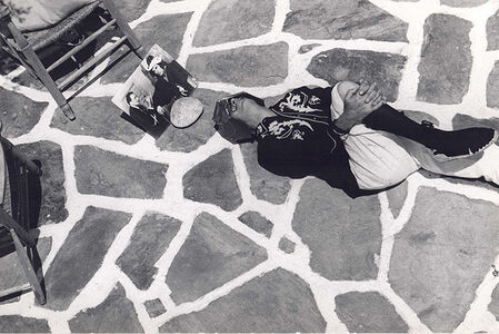 Monique Jacot, 'Salvador Dali', 1966