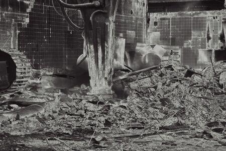 Sônia Guggisberg, 'Demolições em PB #1', 2014