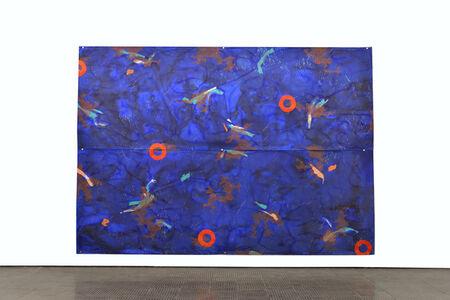 Mongezi Ncaphayi, 'Astral Blues II', 2017