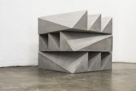 Aldo Chaparro, 'Rethinking Carl Andre's TRABUM (1977)', 2018