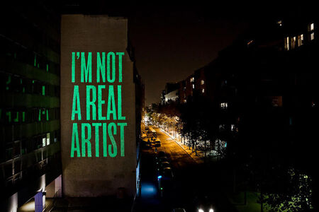 SpY, 'I'm Not A Real Artist'