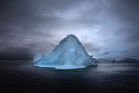 Gabriel Giovanetti, 'Antarctica, S. Pole, 7', 2017