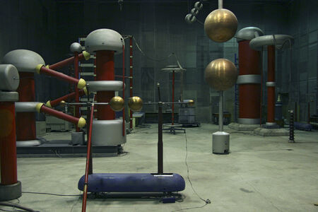 MATEI BEJENARU, 'High Voltage Lab in Iasi ', 2011
