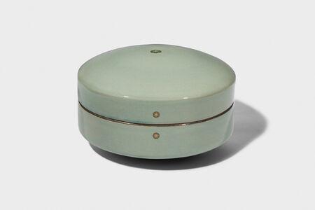 Kwang-yeol Yu, 'Celadon Lidded Bowl', 2006