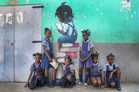 Martha Cooper, '[Haiti 25]', 2019