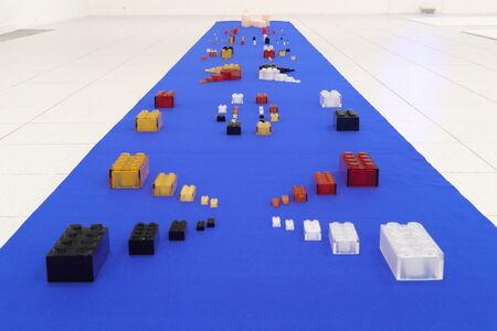 Lieven De Boeck, 'Sã (100 legos)', 2014-2015