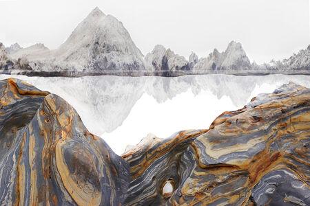 Julianna Foster, 'Geographical Lore, Tidal Pool II', 2020