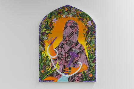 Amir H. Fallah, 'Through The Smoke', 2017