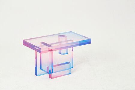 SaeRom Yoon, 'Crystal Series_ Table 04', 2018
