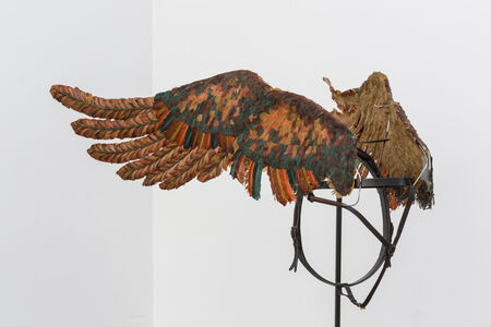 Rose English, 'Venus & Vulcan: Horse Wings', 1993