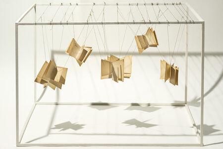 Aurèlia Muñoz, 'Books in Space [model]', 1988