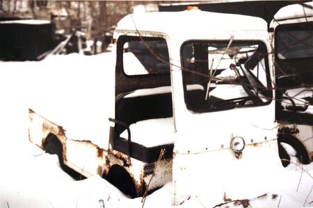 Dan Peterman, 'Electric Vehicle (Chicago, Illinois)', 1997
