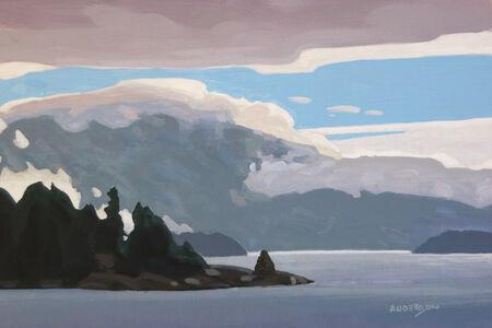Clayton Anderson, 'Keats Island'