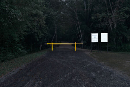 François Ollivier, 'You Shall Not Pass', 2016