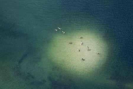 Klaus Leidorf, 'Underwater island I', 2014