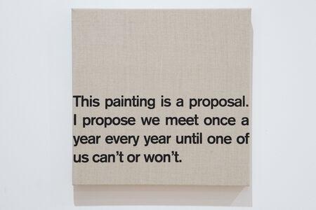 Dave McKenzie, 'Proposal', 2007