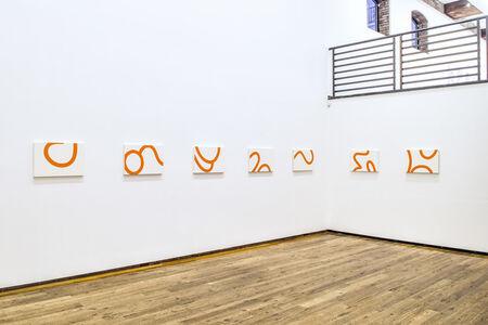Clytie Alexander, 'Loop (Orange)', 2014