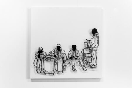 Frank Plant, 'The family', 2017