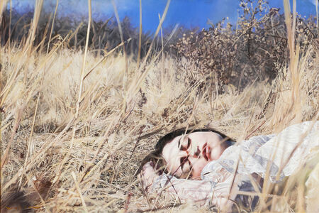 Yigal Ozeri, 'Untitled; Garden of the Gods', 2011