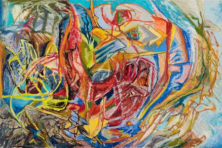 Art Rosenbaum, 'The Way of the Sea', 2019