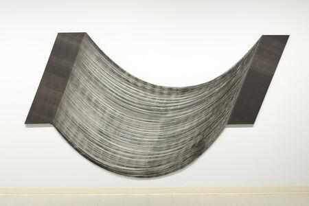Ko Kirk Yamahira, 'Untitled RL022 (Black Horizonal)', 2019
