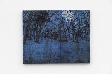 Michael Raedecker, 'demo (unavouable)', 2020