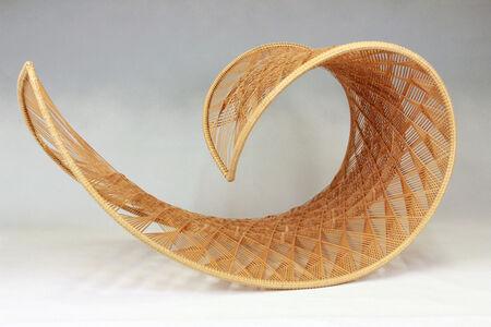Yamaguchi Ryuun, 'White Wave', 2007